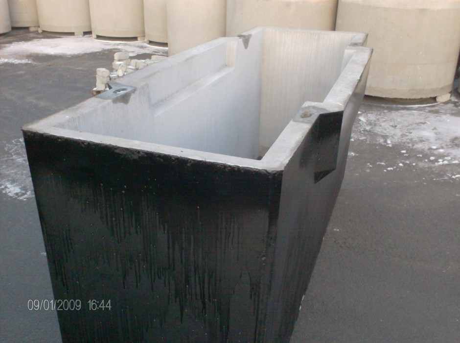 Prefab Garages Beton : Vdb beton smeerput