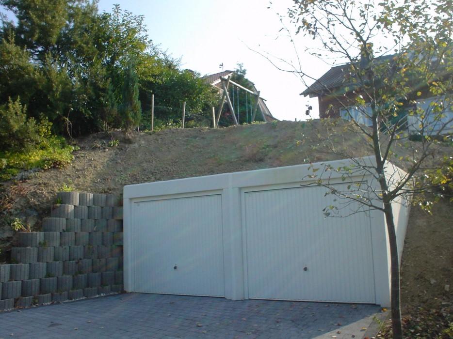 Prefab Garages Beton : Vdb beton: prefabgarage